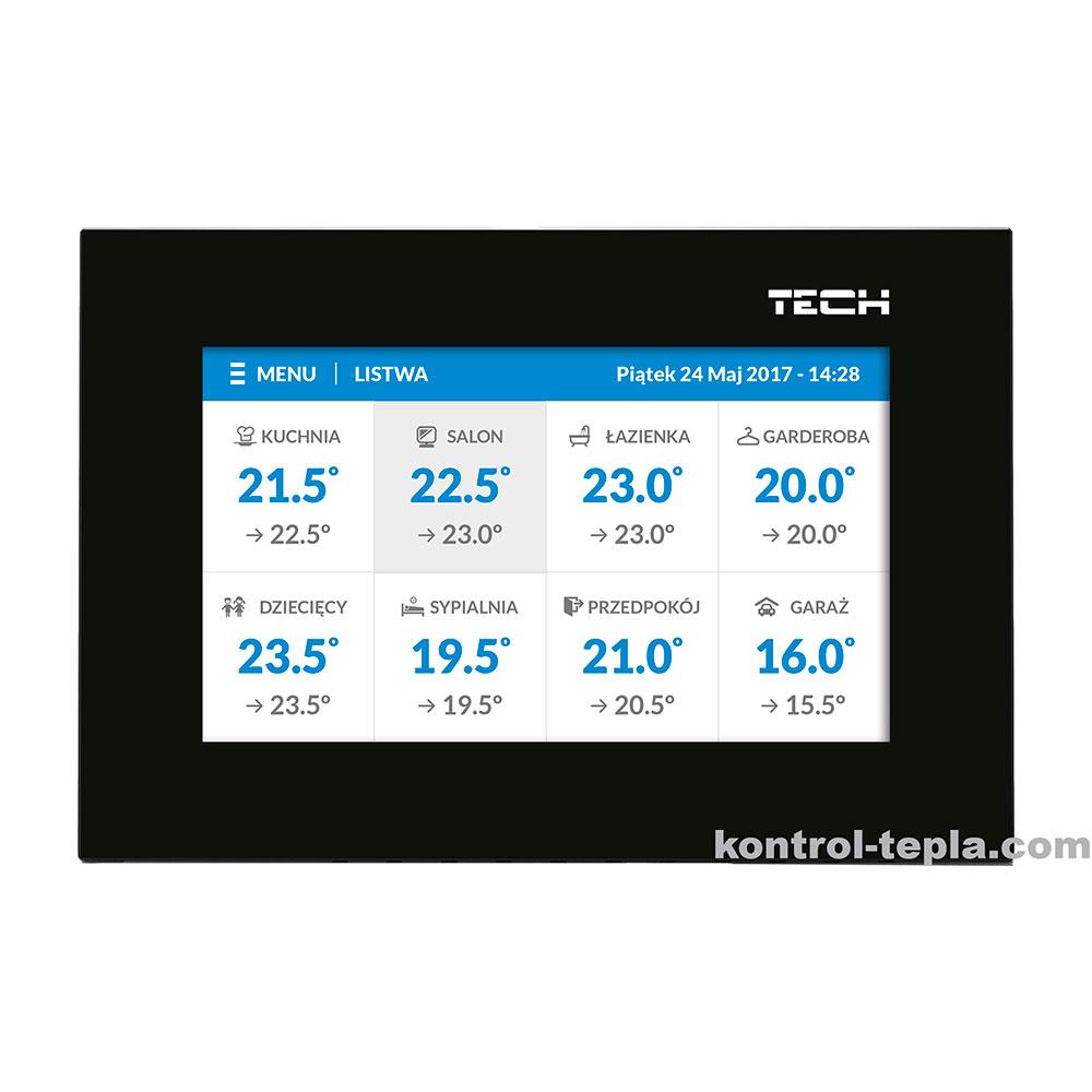 Контроллер TECH ST-16S WiFi для радиаторного отопления