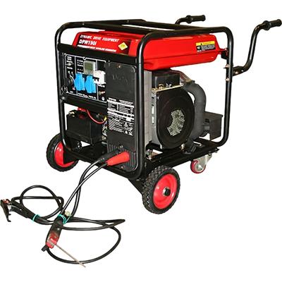 Cварочный генератор DDE DPW190i
