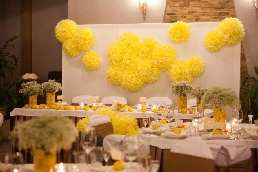Оформление свадеб и праздников