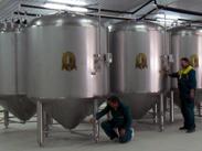 Пивоваренные заводы промышленные оборудование до 50000 литров и более