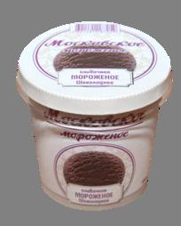 """Мороженое в стаканчике """"Шоколадное"""""""