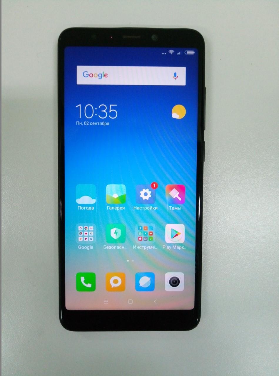 Смартфон Xiaomi Redmi 5 3/32GB(коробка,документы)