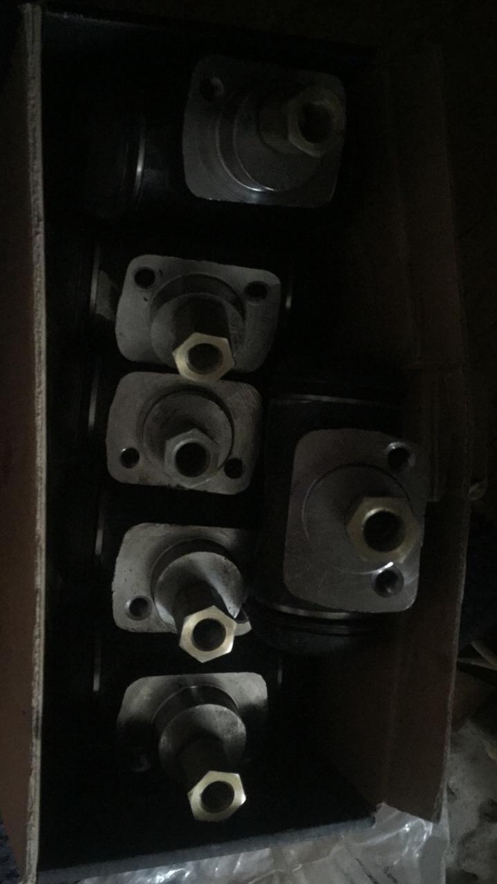 Цилиндр тормозной гс 14.02 (1отв) 290.03.06.03.000
