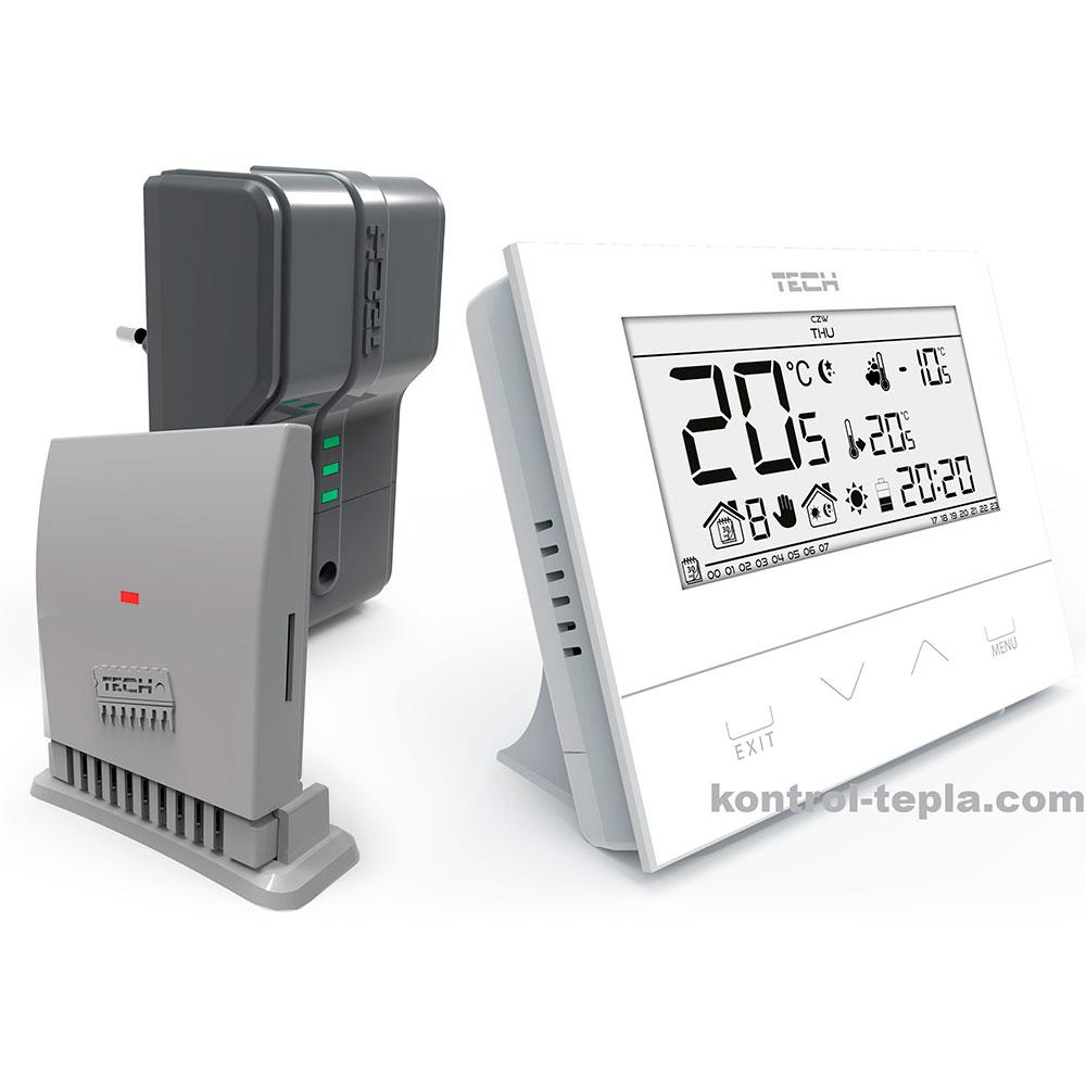 Комнатный терморегулятор TECH ST-292v2