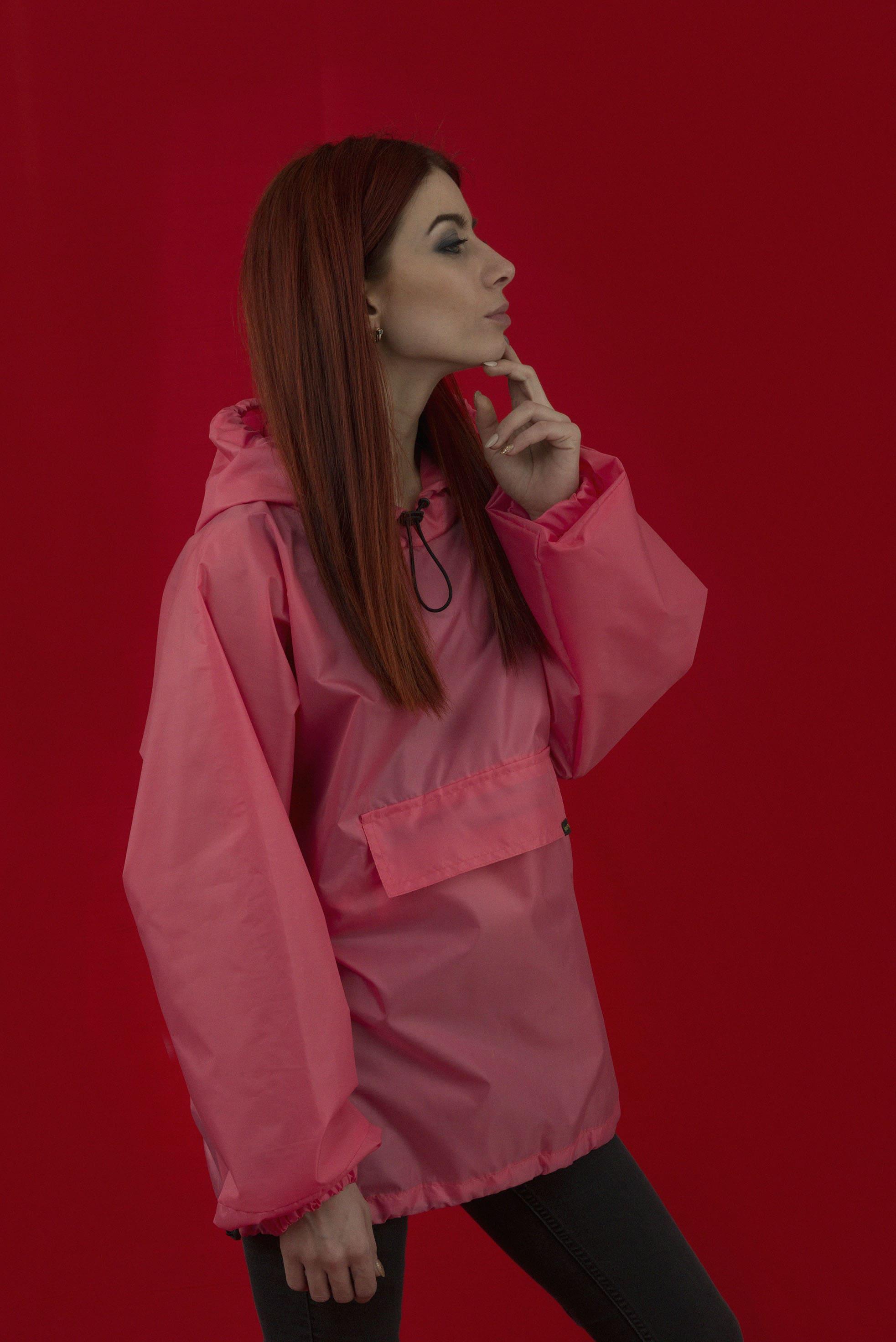 Куртка-ветровка анорак