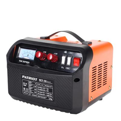 PATRIOT BCT- 50 Start Пускозарядное устройство