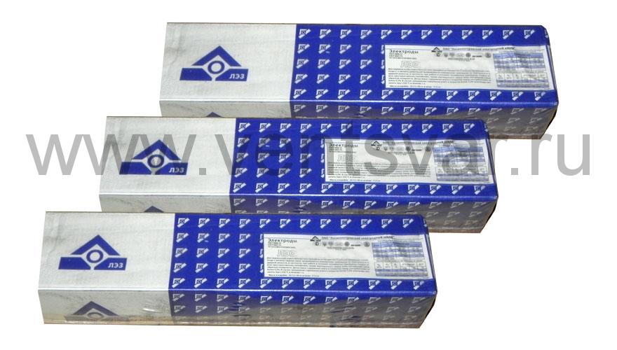 Электроды Д 4мм ЛЭЗ ОЗН-6 (пачка 5 кг)