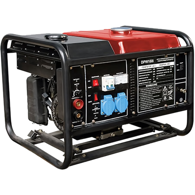 Cварочный генератор DDE DPW160i