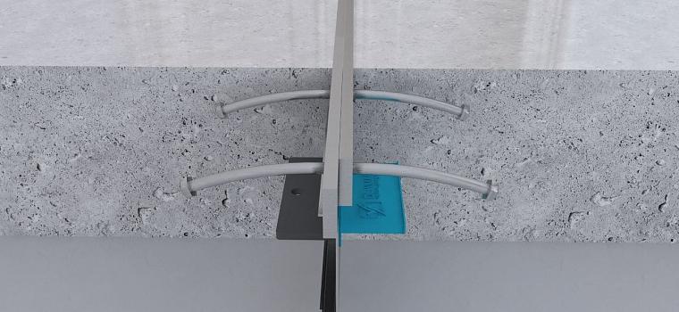 Профиль А 61 деформационный шов