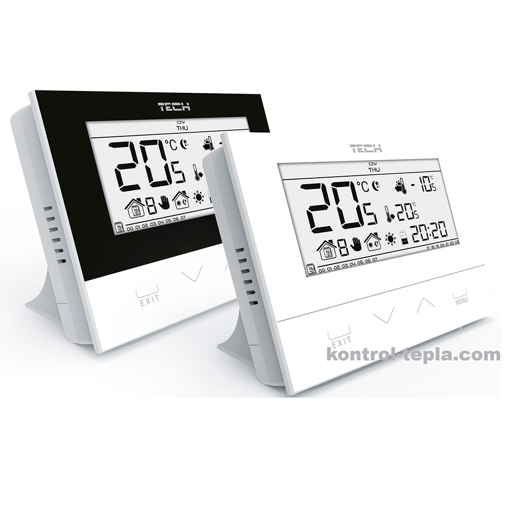 Комнатный терморегулятор TECH ST-292v3