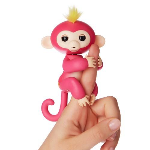 Интерактивные обезьянки FINGERLINGS