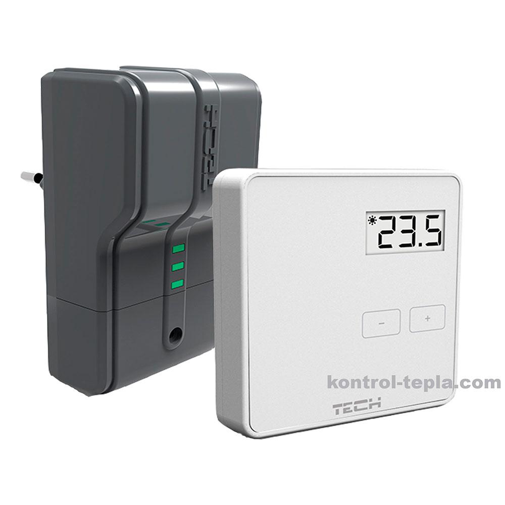 Комнатный терморегулятор TECH ST-294v2
