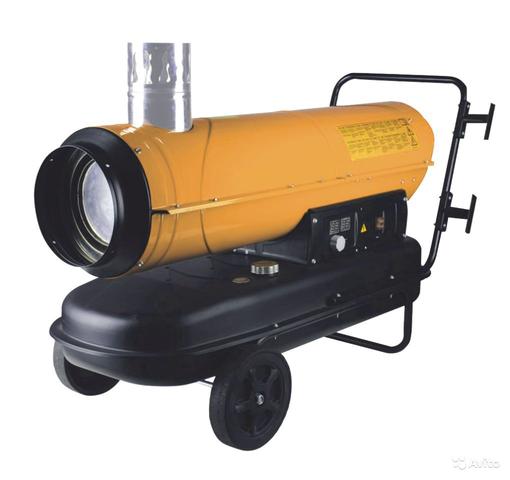 RedVerg RD-DHI80W Воздухонагреватель дизельный