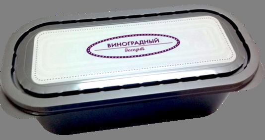 """Мороженое """"Виноградное"""" в Лотке (3,2 кг.)"""