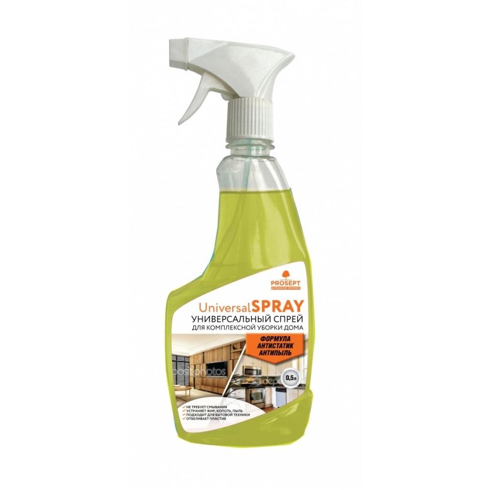 Universal Spray - универсальное моющее и чистящее средство. 500мл.