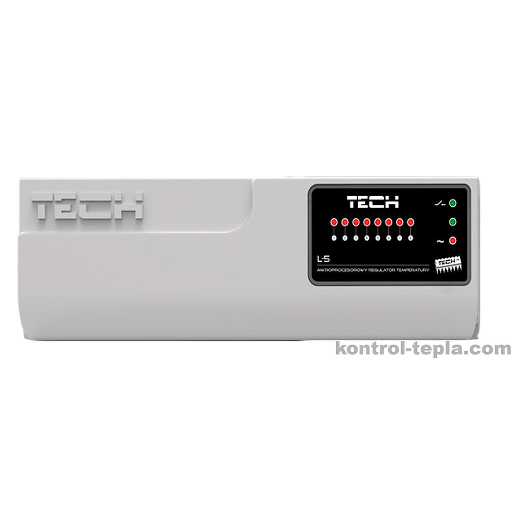 КонтроллерTECH L-5 для напольного и/или радиаторного отопления