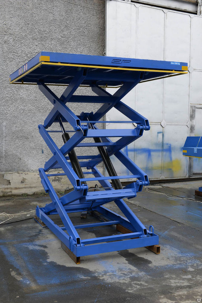 Подъемный стол ENERGOPOLE SJ 1-2.7 ( 1200*100*380)