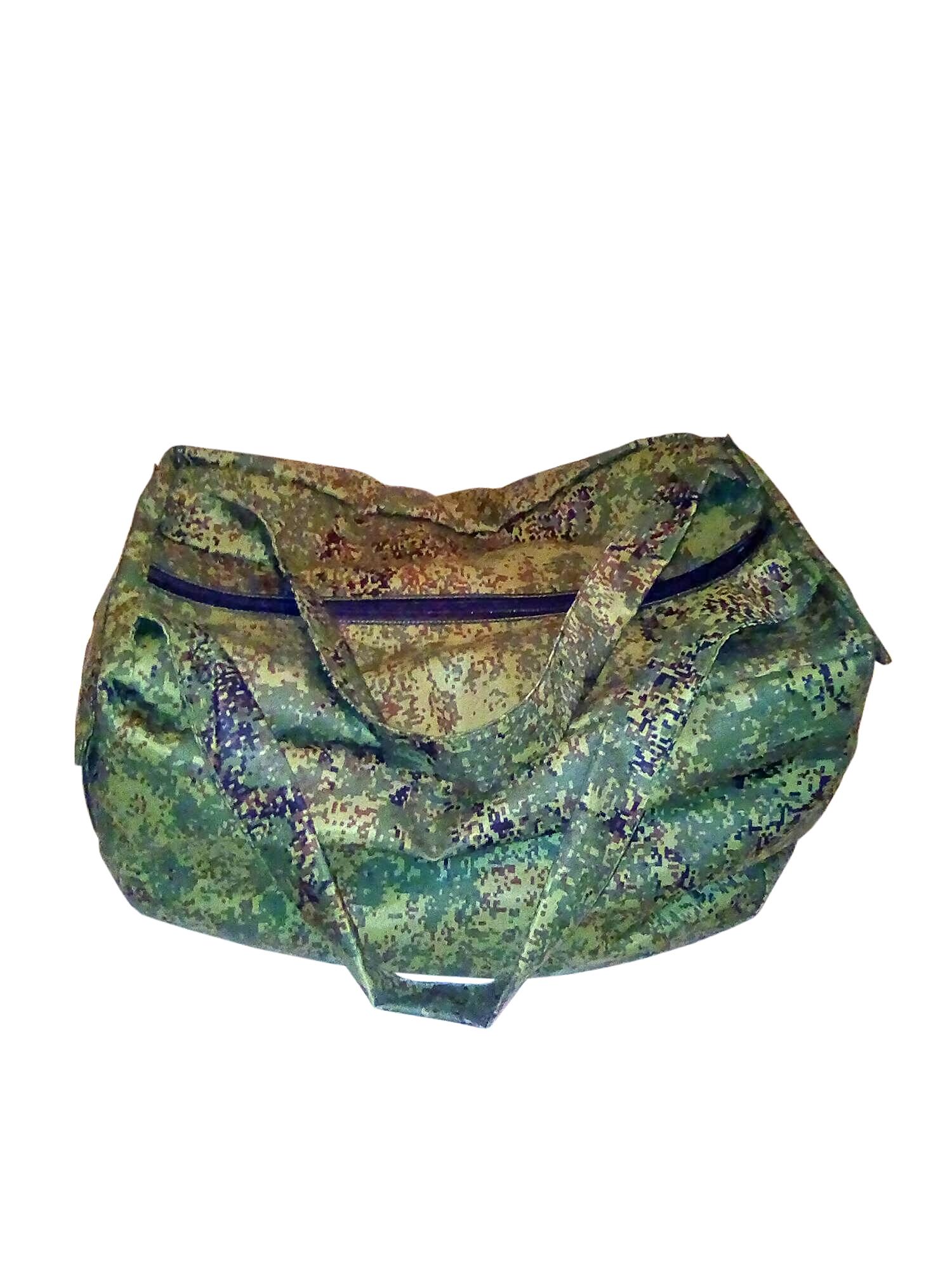 Сумка-рюкзак камуфляж