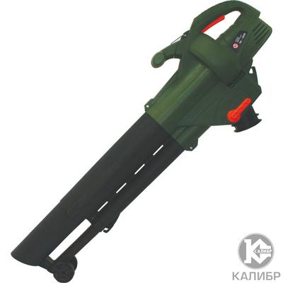 Калибр ПС-2500 Электрический пылесос садовый