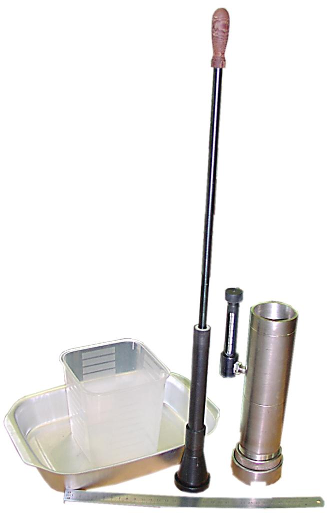 Определение фильтрации грунта