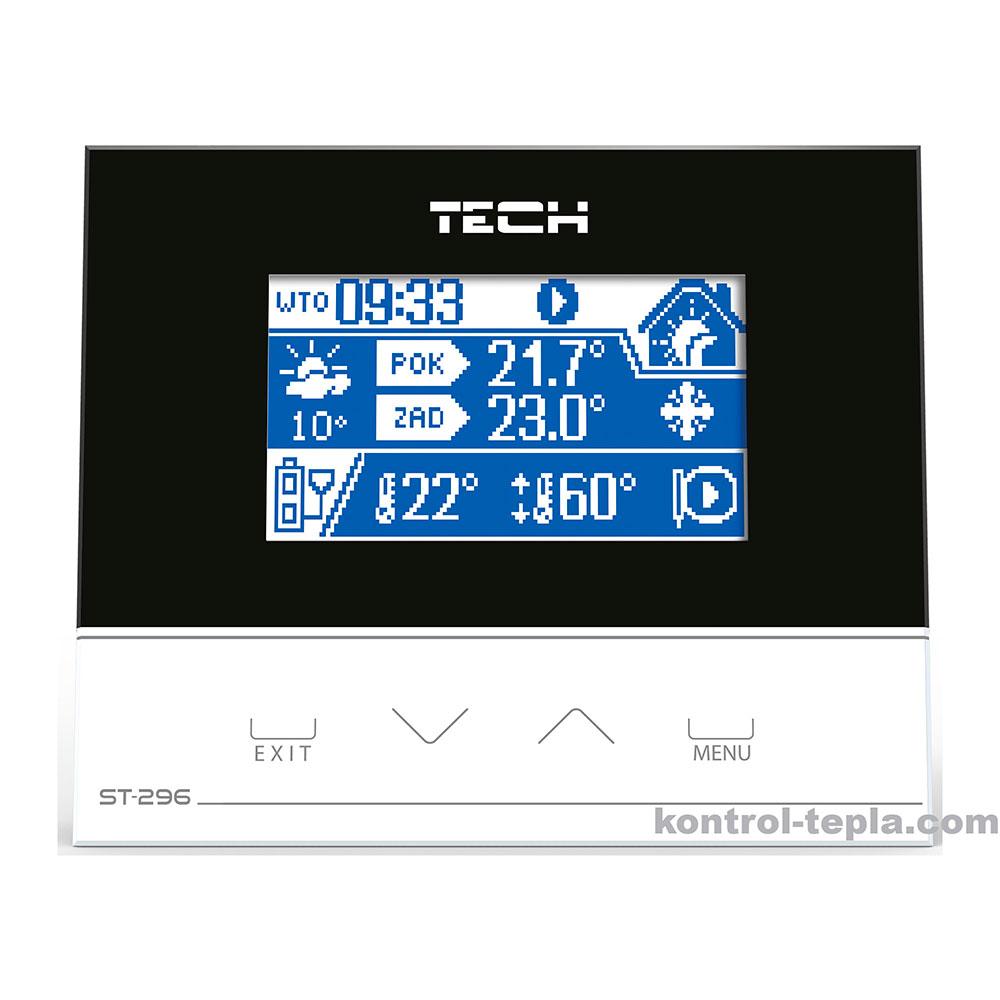 Комнатный терморегулятор TECH ST-296