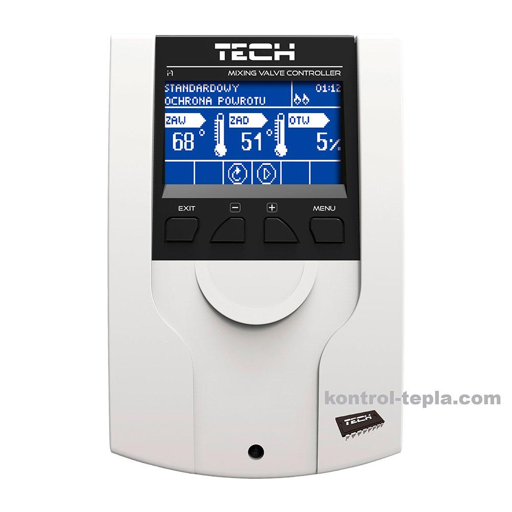 Контроллер смесительного клапана TECH i-1