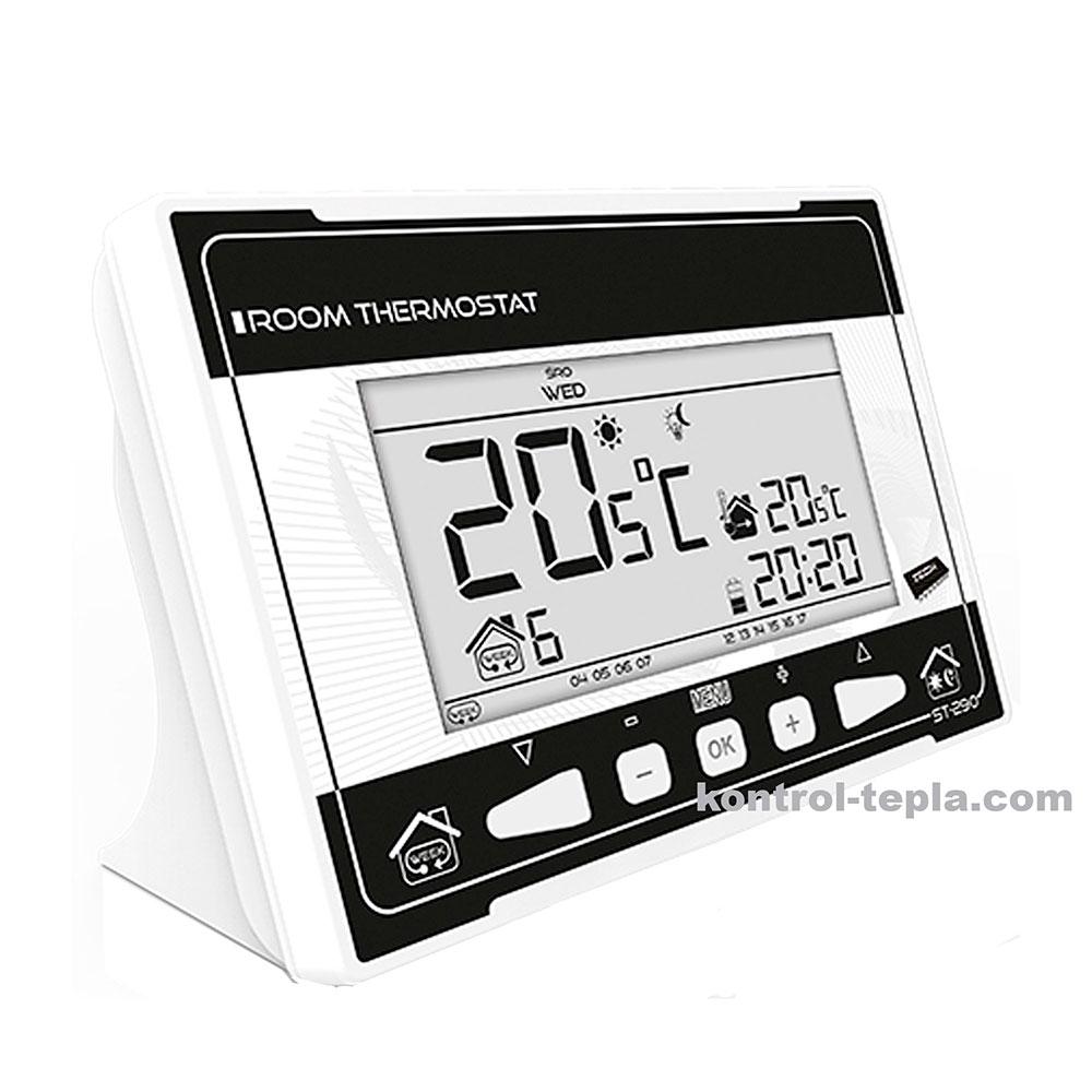 Комнатный терморегулятор TECH ST-290v3