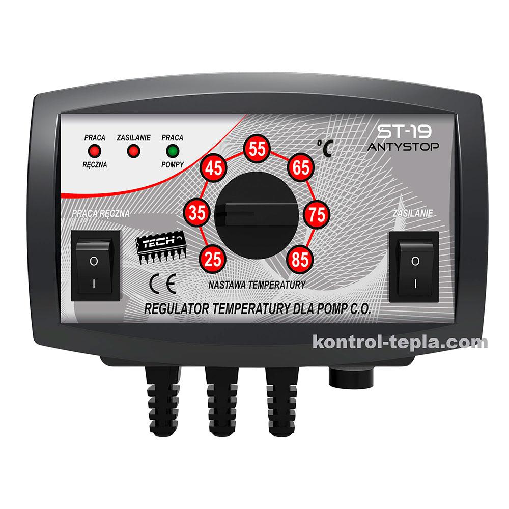 Контроллер для насоса TECH ST-19