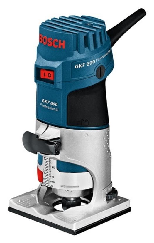 Bosch GKF 600 Кромочный фрезер