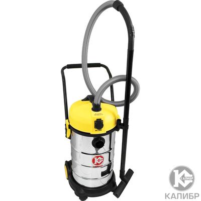 Калибр Мастер СПП-1200/40м Cтроительный пылесоc