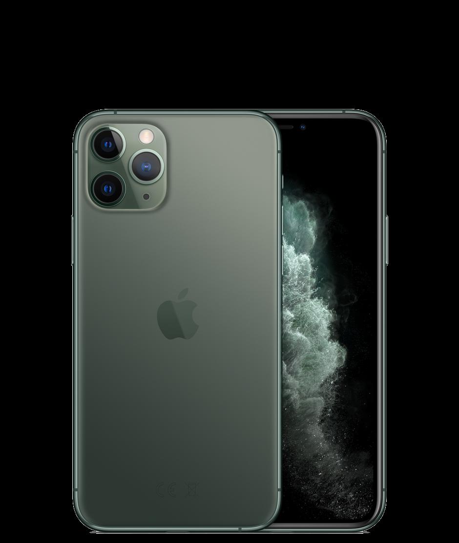 Apple iPhone 11 Pro 64gb Midnight Green (A2215)