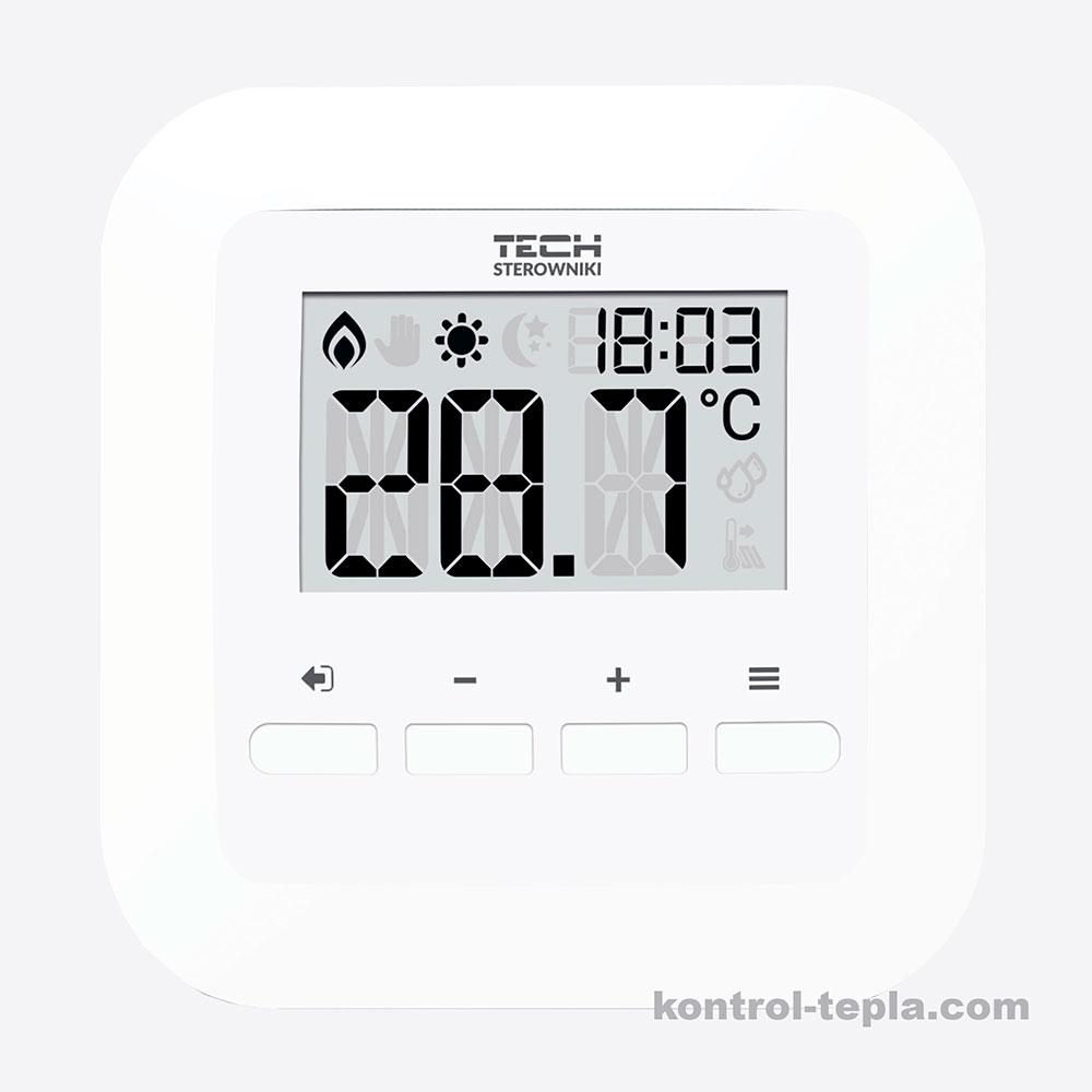 Комнатный терморегулятор TECH R-10S
