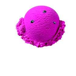 """Мороженое """"Черносмородиновое"""" в Лотке (3,2 кг.)"""