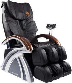 Массажное кресло Anatomico Amerigo (черное)