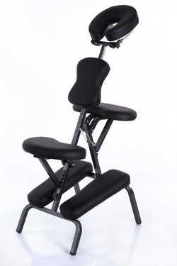 RESTPRO® RELAX Black кресло для массажа и татуировок (Массажный стул)