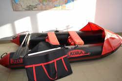 Моторная надувная лодка ПВХ KOiRA 320