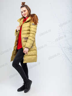 Зимняя куртка ClasnaCW17D-031CH